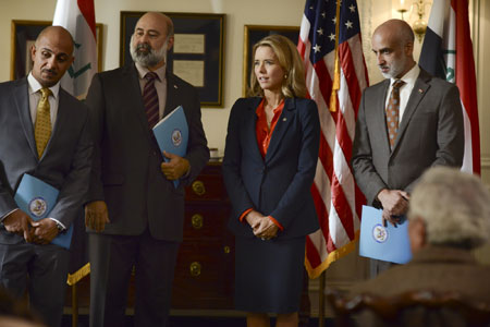 Madam secretary r tv serie f r dig som gillar for Why is bebe neuwirth leaving madam secretary