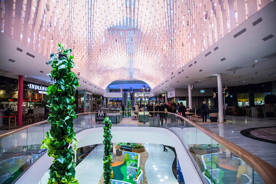 mall of scandinavia vilka butiker