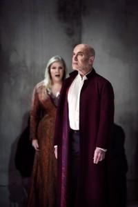 Urpremiär av Daniel Börtz nyskrivna opera Medea 2016 Kungliga Operan. I rollerna; Medea/Emma Vetter, Kung Kreon/John Erik Eleby.