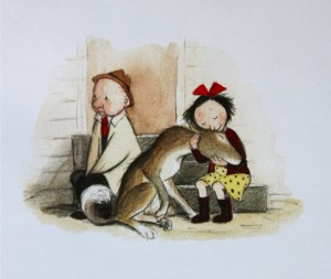 Illustration Barbro Lindgren.