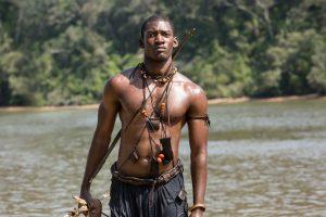 """Malachi Kirby spelar Kunta Kinte, som förs från Gambia till USA som slav, i nyinspelningen av 70-talssuccén """"Rötter""""."""