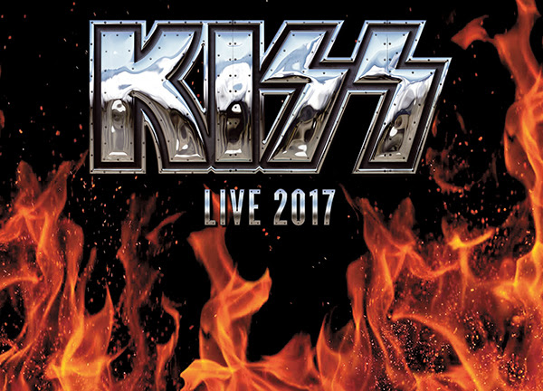 kiss scandinavium