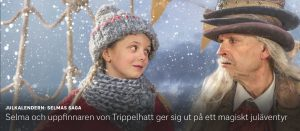 (Selmas saga - årets julkalender. Skärmdump: SVT Play)