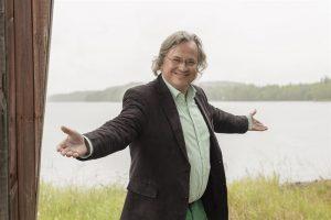 Sten Niclasson, konstnärlig ledare Opera på Skäret. Foto: Andreas Hylthén