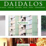 Bokförlaget Daidalos skänker ett halvt ton böcker till KD efter Ebba Busch Thors genomklappning