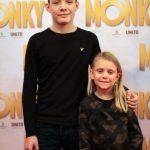 Möte med Maria Blom inför premiären av Monky