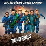 Möt Kayo i Thunderbirds – säsong 2 kommer 1 januari 2018