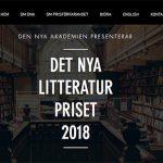 Nya Akademien delar ut ett litteraturpris samma dag som Nobelfesten hålls