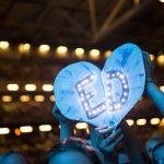 Bildgalleri: Ed Sheeran på Friends Arena
